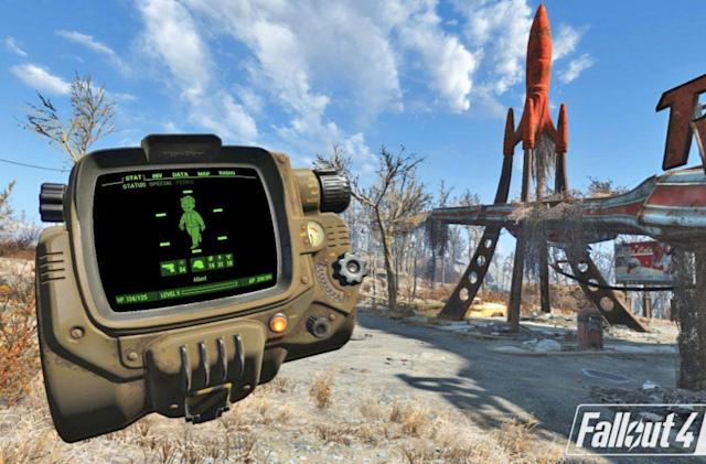 Step inside the Commonwealth in 'Fallout 4' on HTC Vive this October