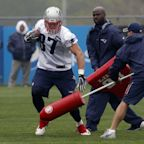 Beware, NFL: Rob Gronkowski reportedly looking good at OTAs