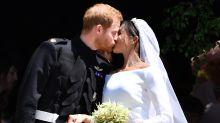 Süße Geste! Das machten Harry und Meghan mit den Blumen der royalen Hochzeit