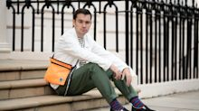 Male makeover: How I finally mastered the man bag
