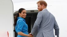 Harry and Meghan 'spent $38000 on private jet to Ibiza'