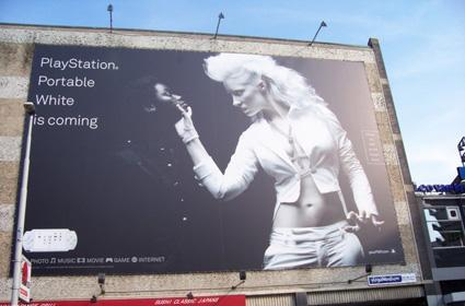 Sony pulls controversial PSP ads