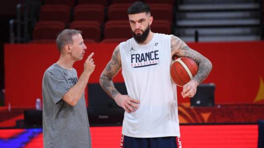 Basket - Vincent Poirier s'engage avec le Real Madrid jusqu'en 2024