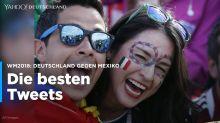 Deutschland gegen Mexiko: Die besten Tweets zum WM-Spiel