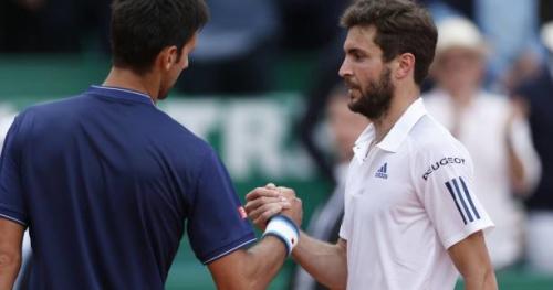 Tennis - ATP - Monte-Carlo - Gilles Simon après sa défaite à Monte-Carlo : «J'ai un peu perdu mon calme»