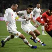 亞洲盃》孫興慜護駕二助攻 助太極虎以2-0勝中國奪分組第一