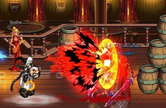 Dungeon Fighter Online hits open beta