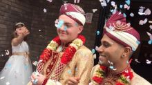 Gay Newlyweds Reveal They've Been Threatened Following Muslim Wedding