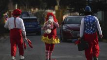 AP PHOTOS: Clowns suffer, adapt in Peru due to the pandemic