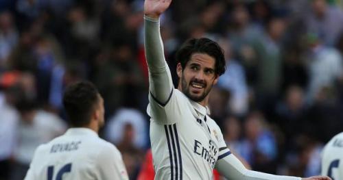 Foot - C1 - Real - Real Madrid : la «BBC» devient la «BIC» avec Isco