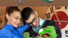 Gigi Hadid and Zayn Malik Share First Family Photo with Newborn Daughter While Celebrating Halloween