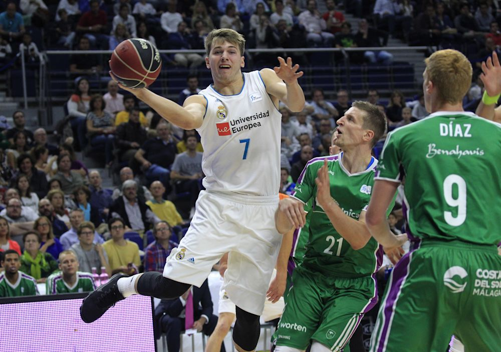 Luka Doncic is the latest international flavor for a reason. (Agencia EFE)