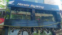 Honda 2Wheelers India Inaugurates New BigWing Premium Motorcycle Showroom in Delhi