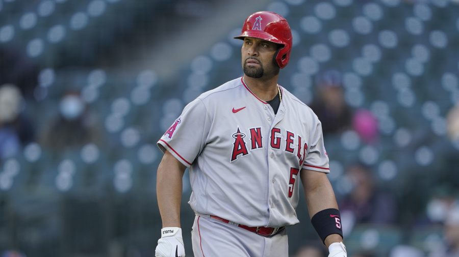 Comparing Pujols's $240M flop to other big deals