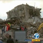 Death toll now 247 in devastating central Italy quake