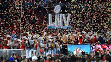 Super Bowl celebrations in Kansas City light up National Weather Service radar