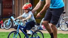 How to teach your child to cycle – and why so many parents get it wrong
