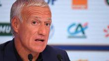Foot - Bleus - Didier Deschamps, le sélectionneur des Bleus: «J'aurai l'occasion de discuter avec Rabiot»