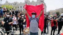 Renuncia Manuel Merino: las imágenes de la marcha nacional que culminó con la salida del presidente