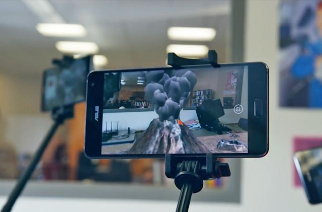 Google brings AR tours to its Expeditions field trip app