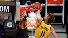 103-94. Ante los Sixeres, Sabonis y los Pacers mantienen suspense en la Conferencia Este de la NBA