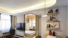 【設計變法】文青最愛和式設計 一房四用盡展空間功能