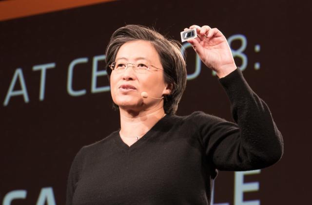 AMD's Radeon Vega GPU is headed everywhere, even to machine learning