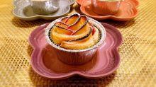 玫瑰蘋果撻 Rose Apple Tart