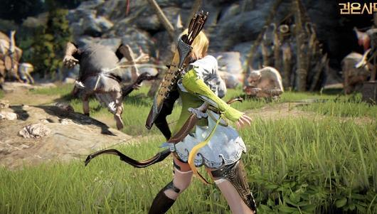 Check out Black Desert's combat in a new video