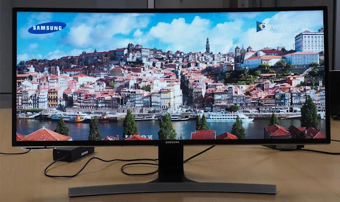 Samsung plans to have nine curved monitors by the end of the year