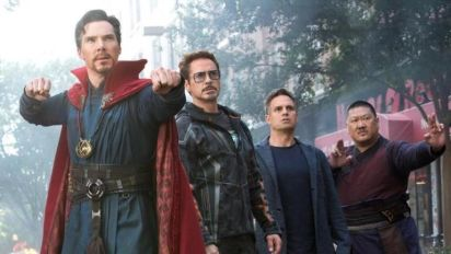 Avengers Infinity War directors confirm which Marvel characters have the most screen time