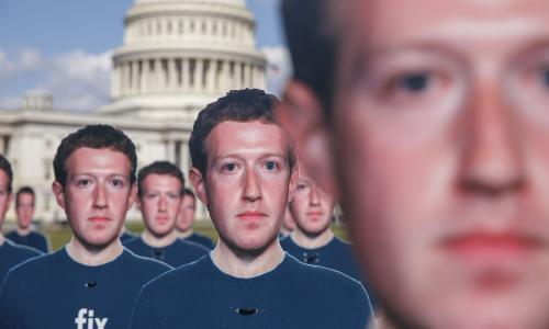 The Cambridge Analytica scandal changed the world – but it didn't change Facebook
