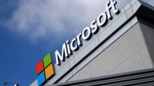 Microsoft shares slip after warning of coronavirus hit to supply chain