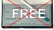 Shopper's Market: Is this the end of free checking?