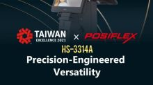 Posiflex Wins Taiwan Excellence Award with All-In-One POS and Introduces an Exciting New Line of Kiosks