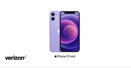 Save on iPhone 12 mini with 5G.