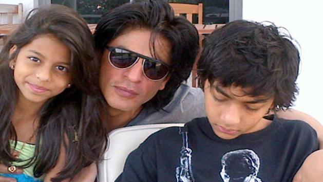 Shah Rukh Khan Voted India's Most Popular Father