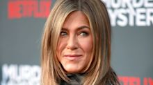 Jennifer Aniston's ex Justin Theroux leaves a sweet comment after she joins Instagram