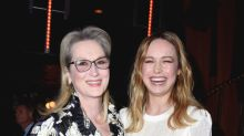 Meryl Streep Hits Major Oscars Party and Lets It Rip