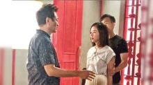 Louisa Mak praised for enduring numerous slaps from Wayne Lai