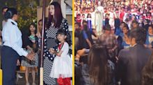 Watch: SRK, AbRam & Aaradhya Perform at the School Annual Day