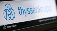 Thyssenkrupp cuts outlook for business central to its future