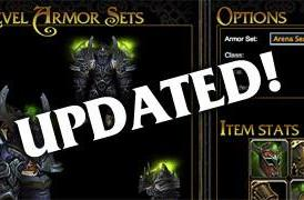 Blizzard updates armor sets page with Season 4