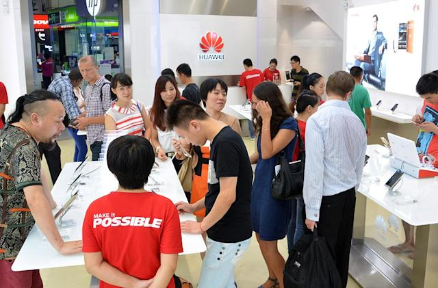 Huawei's fight to fix its image and conquer the smartphone world