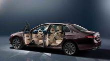 Mercedes E-Klasse (2020): Langversion für China