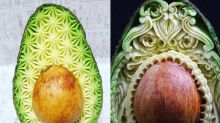 'Avocado art' is here to make you love the fruit even more
