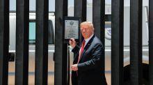 Trump pushes anti-immigrant message even as coronavirus dominates campaign