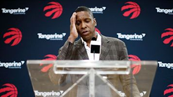 Raptors' president to DeRozan: I'm sorry