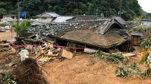 Japão intensifica operações de resgate após inundações que mataram mais de 30