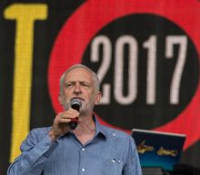 Labour leader gets rapturous music festival welcome